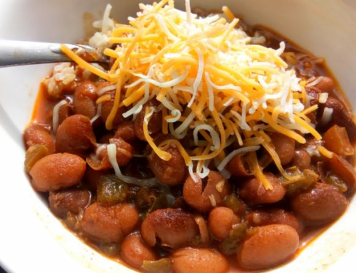 Chili for Chilly Weather