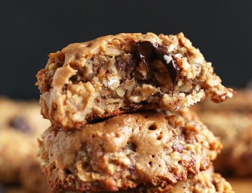 Healthier Cookies for Santa